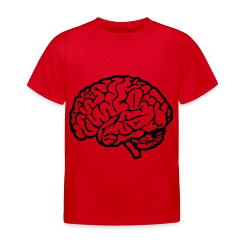 cerveau - T-shirt Enfant