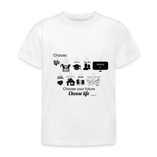 trainspotting - Camiseta niño
