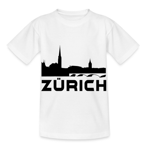 Zürich - Kinder T-Shirt