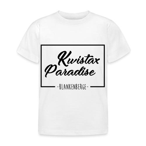 Cuistax Paradise - T-shirt Enfant