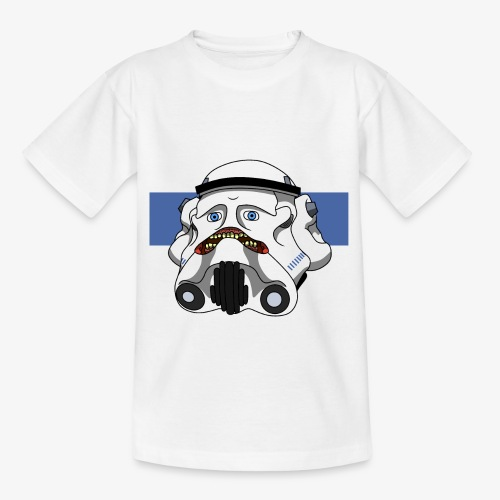 The Look of Concern - Kids' T-Shirt