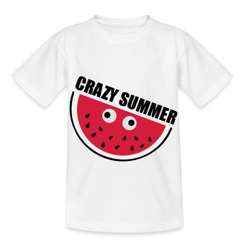 Crazy Melone - Kinder T-Shirt
