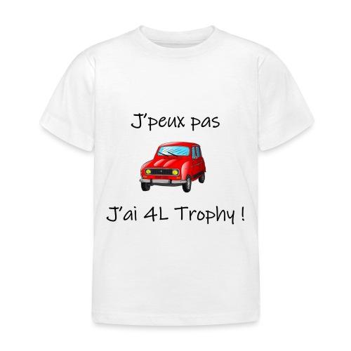 J'peux pas, j'ai 4L Trophy - T-shirt Enfant