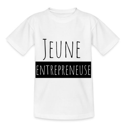 Jeune Entrepreneuse - T-shirt Enfant