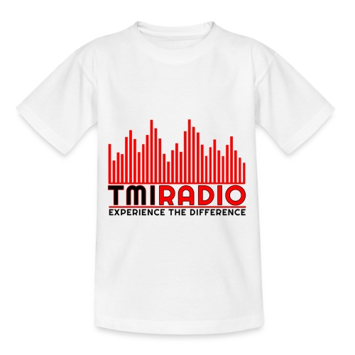 NEW TMI LOGO RED AND BLACK 2000 - Kids' T-Shirt