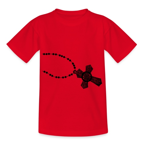 kruis 2 png - Kinderen T-shirt