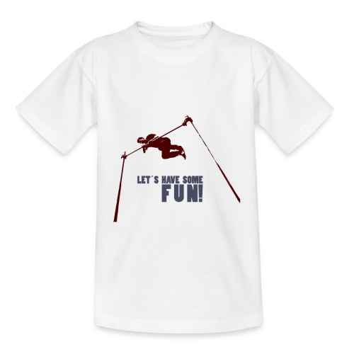 Let s have some FUN - Kinderen T-shirt