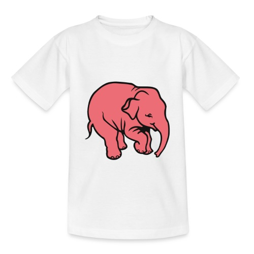DT olifant - Kinderen T-shirt