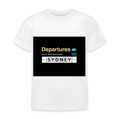 SYDNEY png - Maglietta per bambini