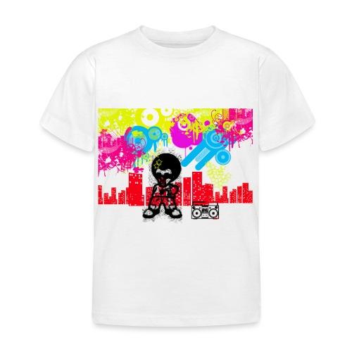Borse personalizzate con foto Dancefloor - Maglietta per bambini