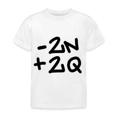 -2n+2q - Kids' T-Shirt
