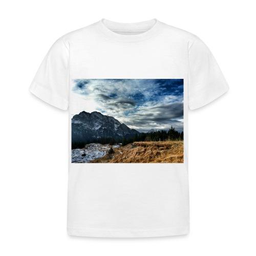 Wolkenband - Kinder T-Shirt