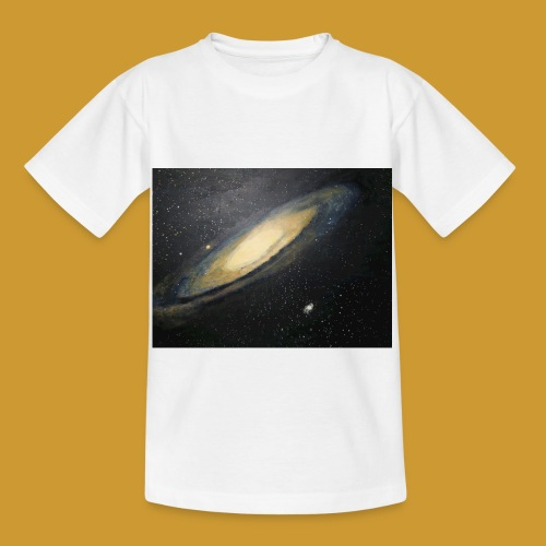 Andromeda - Mark Noble Art - Kids' T-Shirt