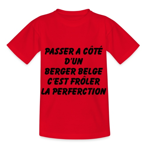 Frôler la perfection - T-shirt Enfant