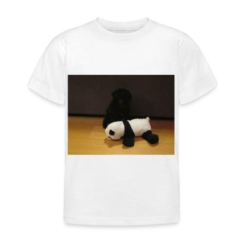 Maggie och pandan - T-shirt barn