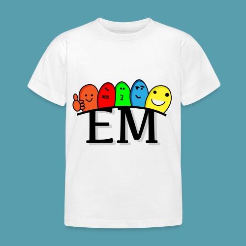 EM - Lasten t-paita
