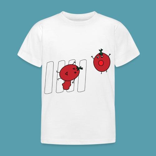 tomaatit - Lasten t-paita
