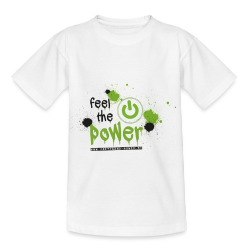 feel the power - Kinder T-Shirt