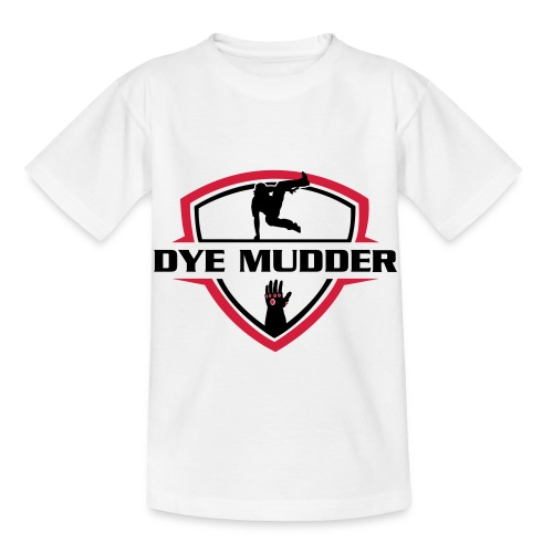 Dye Mudder - Kinder T-Shirt