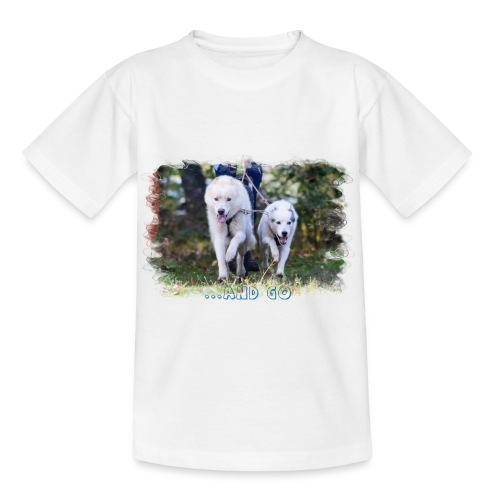 ...and Go - Kinder T-Shirt