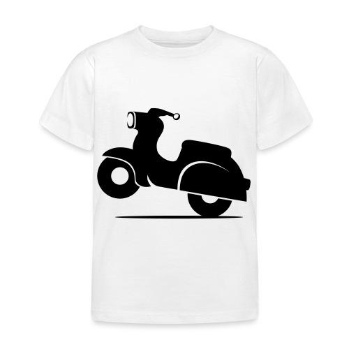 Schwalbe knautschig - Kinder T-Shirt