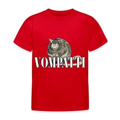Vompatti - Lasten t-paita