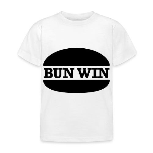 bunwinblack - Kids' T-Shirt