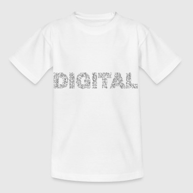 Digital - Kids' T-Shirt