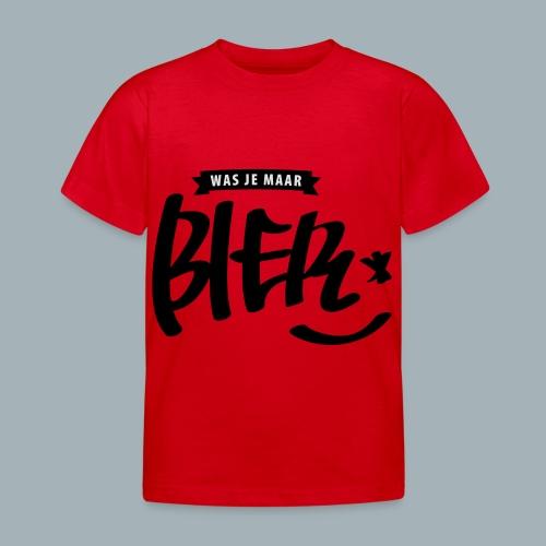 Bier Premium T-shirt - Kinderen T-shirt