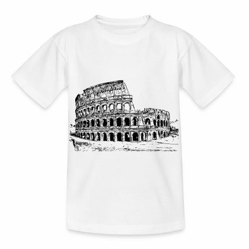 Kolosseum - Kinder T-Shirt