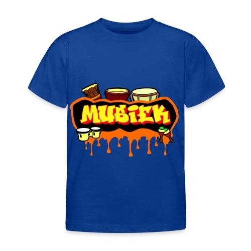 MUSIEK 2 - T-shirt Enfant