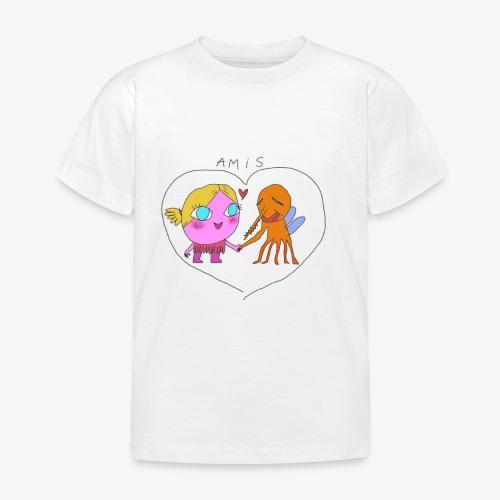 les meilleurs amis - T-shirt Enfant