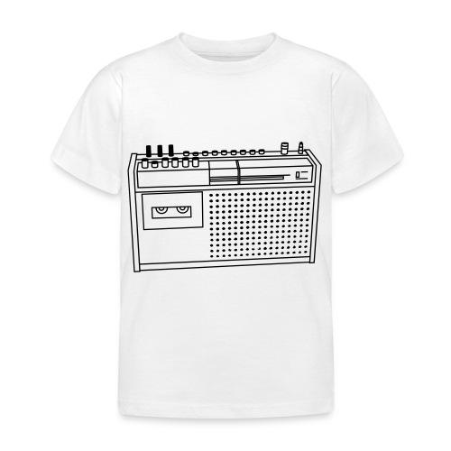 Rekorder R160 - Kinder T-Shirt