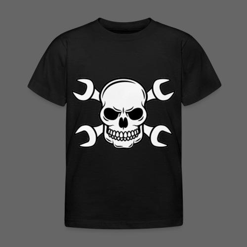MEKKER SKULL - Børne-T-shirt