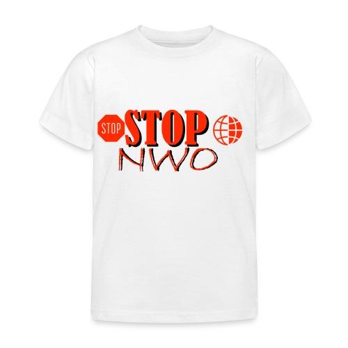 STOPNWO1 - Koszulka dziecięca