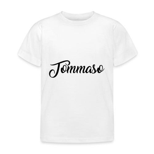 tommaso - Maglietta per bambini