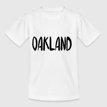 oakland - T-shirt Enfant
