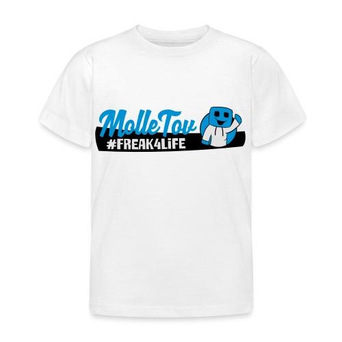 Nyt Logo4 - Børne-T-shirt