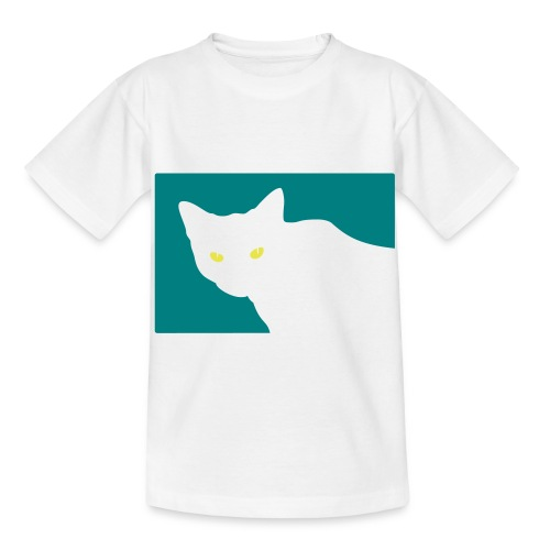 Spy Cat - Kids' T-Shirt