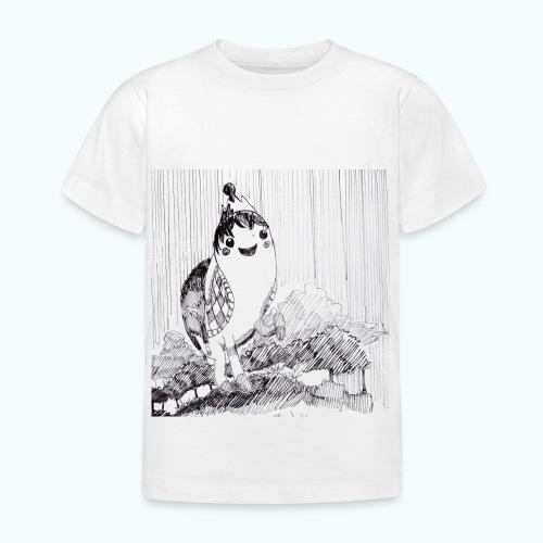 Happy Unicorn - Kids' T-Shirt