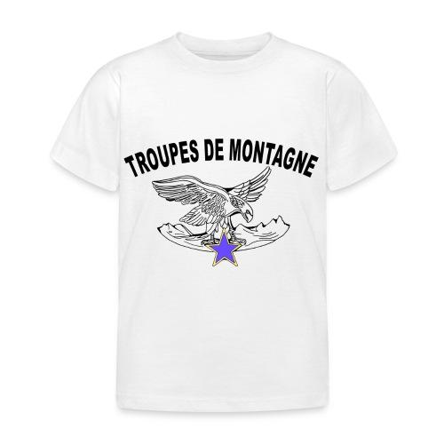 choucasTDM dos - T-shirt Enfant