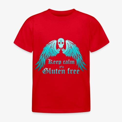 Keep calm it's Gluten free - Kids' T-Shirt