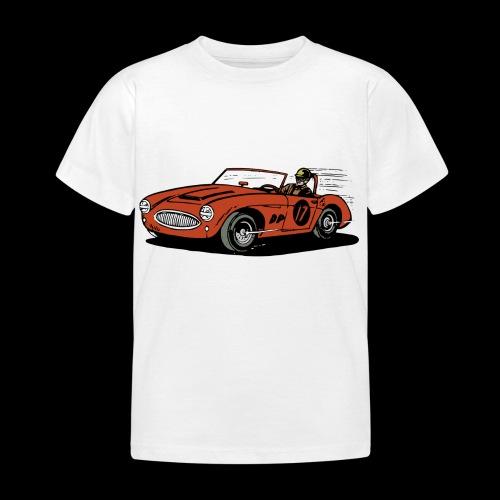 car - Kinder T-Shirt