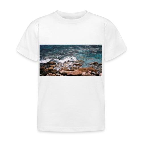 Handy Hülle Meer - Kinder T-Shirt