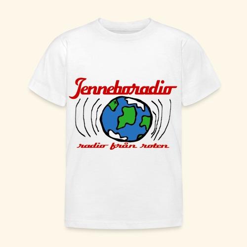 Jenneboradio -Sveriges minsta radiostation - T-shirt barn
