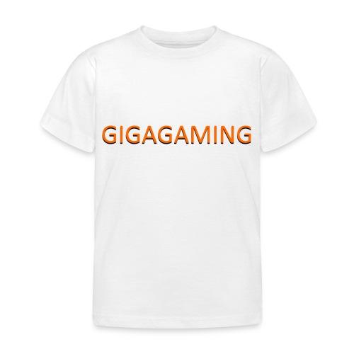GIGAGAMING - Børne-T-shirt