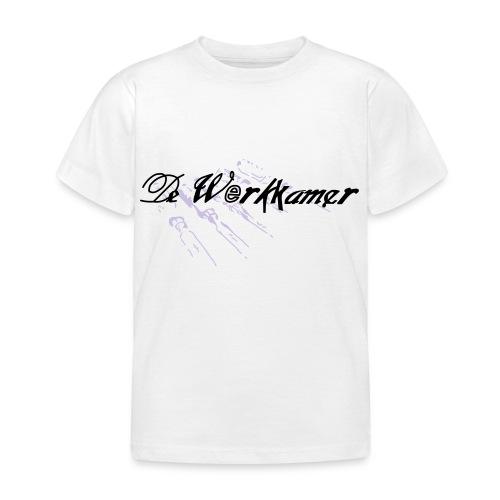 werkkamer edit - Kinderen T-shirt