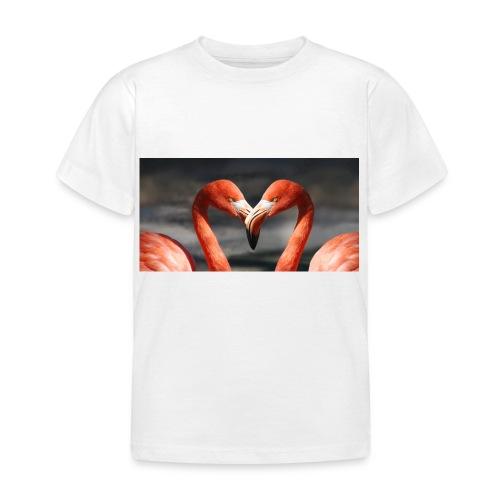 flamingo - Kinder T-Shirt