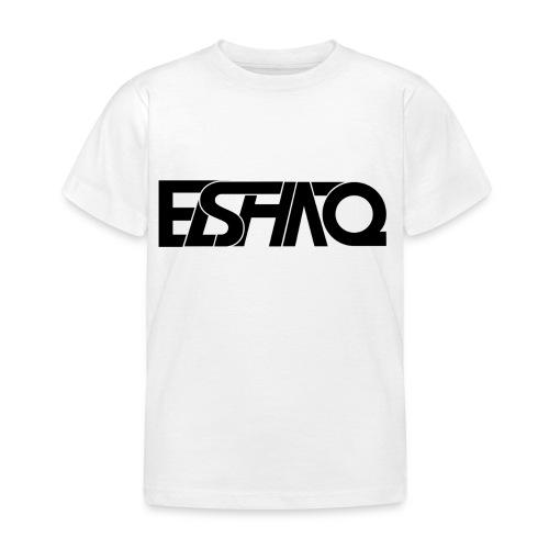 elshaq black - Kids' T-Shirt