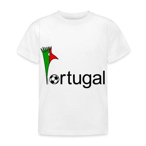 Galoloco Portugal 1 - Kinder T-Shirt